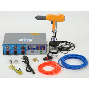 Portable Pulse function powder coating gun