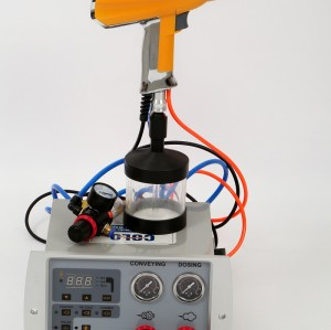 2015 Neue Pulverbeschichtungsmaschinen