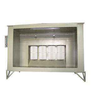 Elektrostatische Pulver Spritzen Stand
