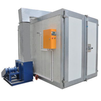 Electric powder curing oven colombia ecuador chile