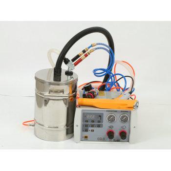 Laboratory powder coat spray gun colo-668t-h