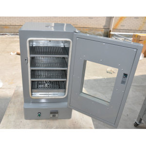 Small testing mini powder curing oven