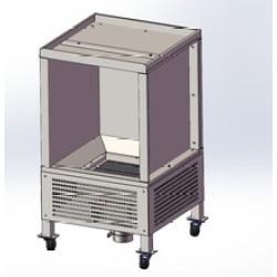 Testing Pulverbeschichtungs kabinen