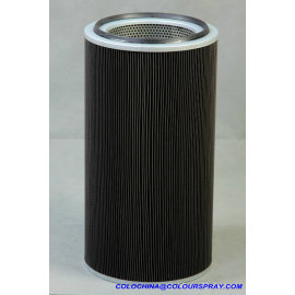 Powder filters