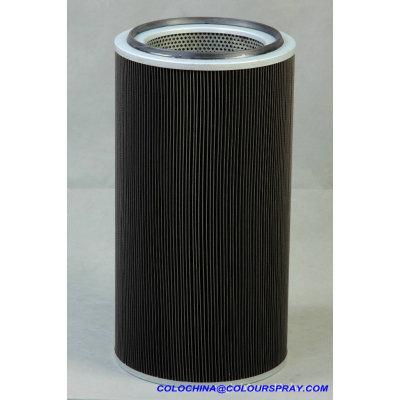 Práškové filtry