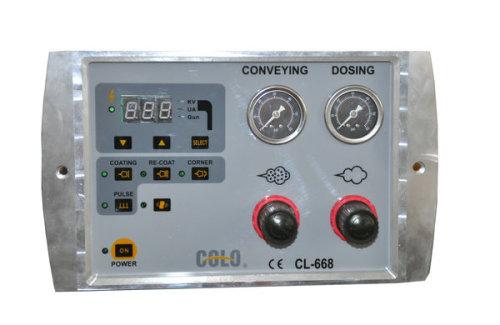 Ruční systémy práškového lakování CL-668