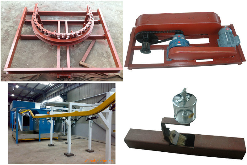 Paint And Finishing Line Conveyors Colo Powder Coating