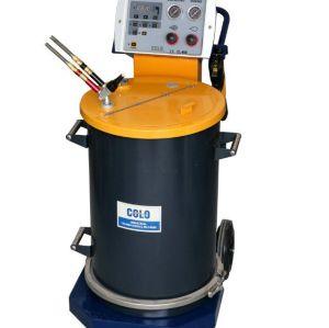 Manual Equipo de Recubrimiento en polvo  CL-668A