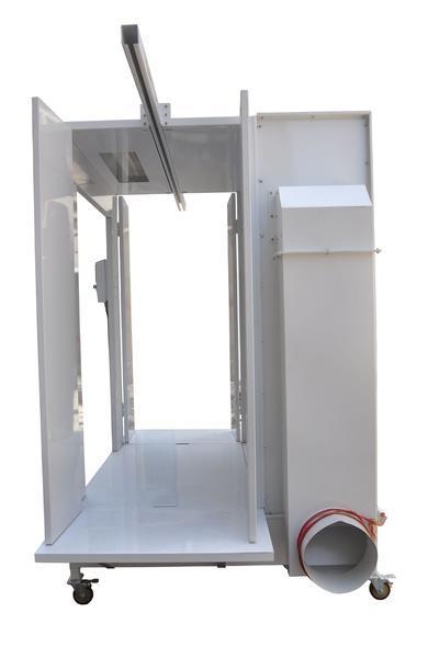 Kabel pro práškové lakování tunelů