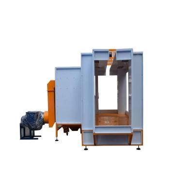 Průmyslová automatická stříkací kabina