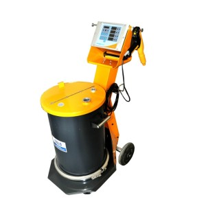 Electrostatic powder painting machines