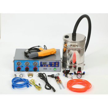 Powder coating machine pulse model