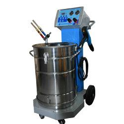 Arma manual electrostatico de la pintura en polvo