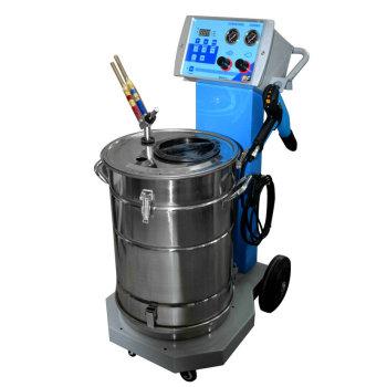 F1 Powder coating equipment