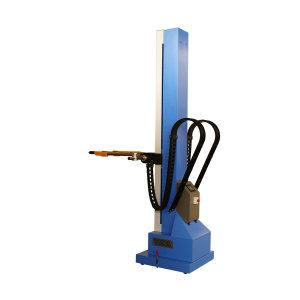 Automatic reciprocator by sliding rail
