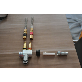 GM02 Powder injector (IG02 type)