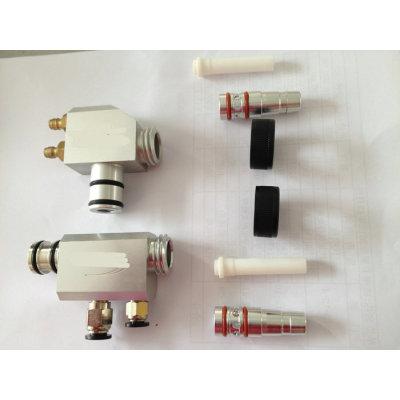 Nordson 1095915 BODY, inline pump, Encore 1