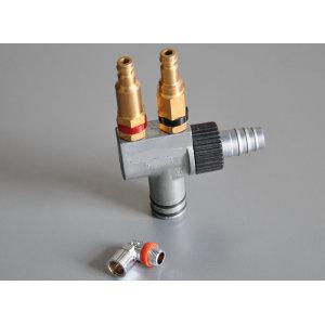 Inyector de polvo OptiFlow (tipo IG02)