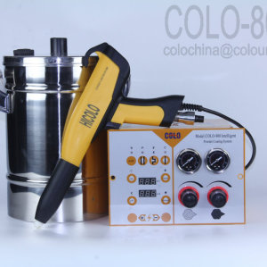 Lab New Powder Spray Gun Colo-800d-TH