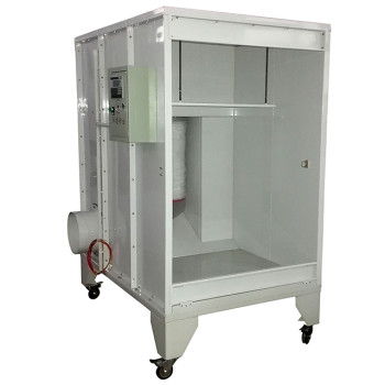 Manual Powder Coating Spray Booth