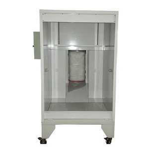 Manual Powder Coating Spray Booth