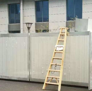 7 Meter Gas Fired Powder Curing Oven