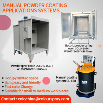 Hot Sell Powder Coating Application Systems