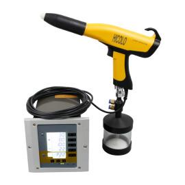 Portable Powder coating Cup Gun