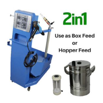 Box feed Powder Coaitng Gun K2-B