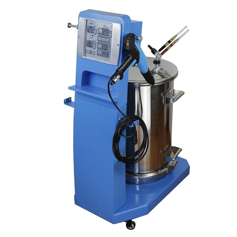 Powder coating machine K2