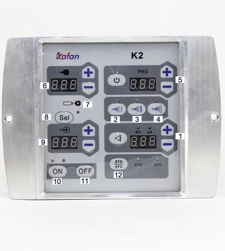 K2 Contorl unit