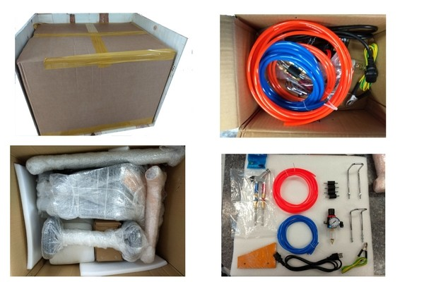 Powder gun kits