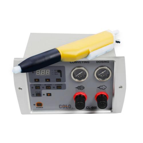Systémy práškového lakování Řídící jednotka CL-668