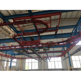 Power & Free Conveyors/ Overhead Inverted