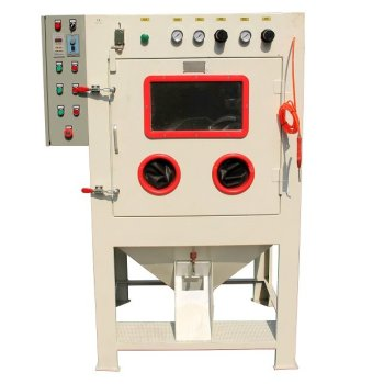 Automatic Tumble Blasting Machine for sale