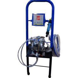 High Pressure Air Electrostatic Liquid Paint Spray Gun / Machine