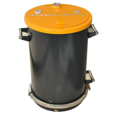 Powder Coating Barrel