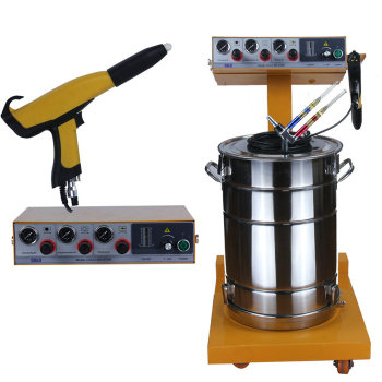 colo-500star Powder coating machine