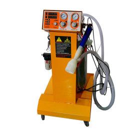Manual Electrostatic Flocking machine