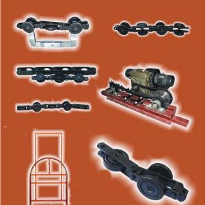 Промышленная стальная цепь