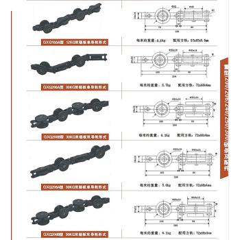 powder coating line conveyor chain