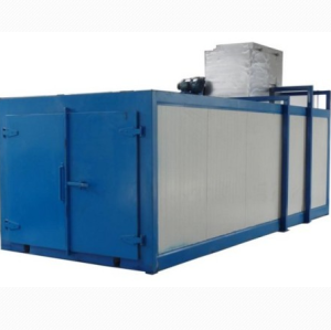 Hot Air Circulating Fuel Fired Powder Curing Ovens