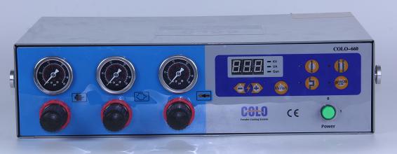 COLO-660 Manual