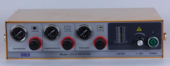 Manual COLO-500STAR