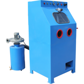 Wet Sandblasting Machine, Wet Sand Blasting Cabinet