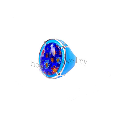wholesale blue sapphire mens ring