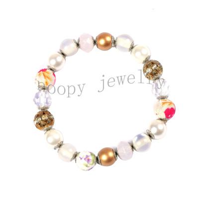 fashion spring style friendship beaded bracelet
