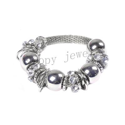 wholesale snake chain crystal ring handmade bracelet