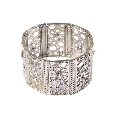 wholesale crystal stone tennis bracelet