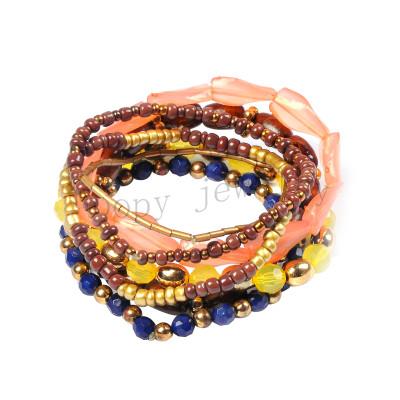 hot sale bohemian beaded bracelet